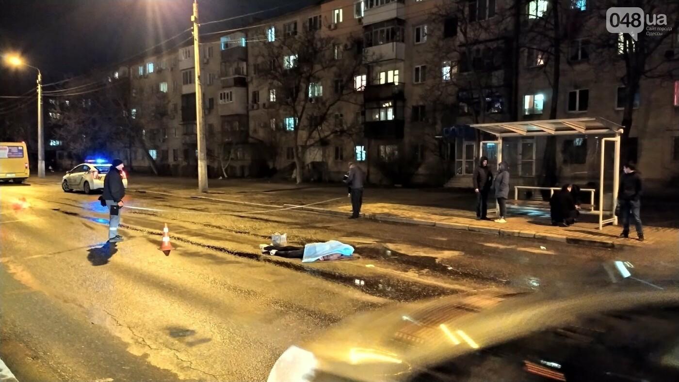 Сбил пешехода и скрылся: в Одессе произошло смертельное ДТП, - ФОТО, фото-9
