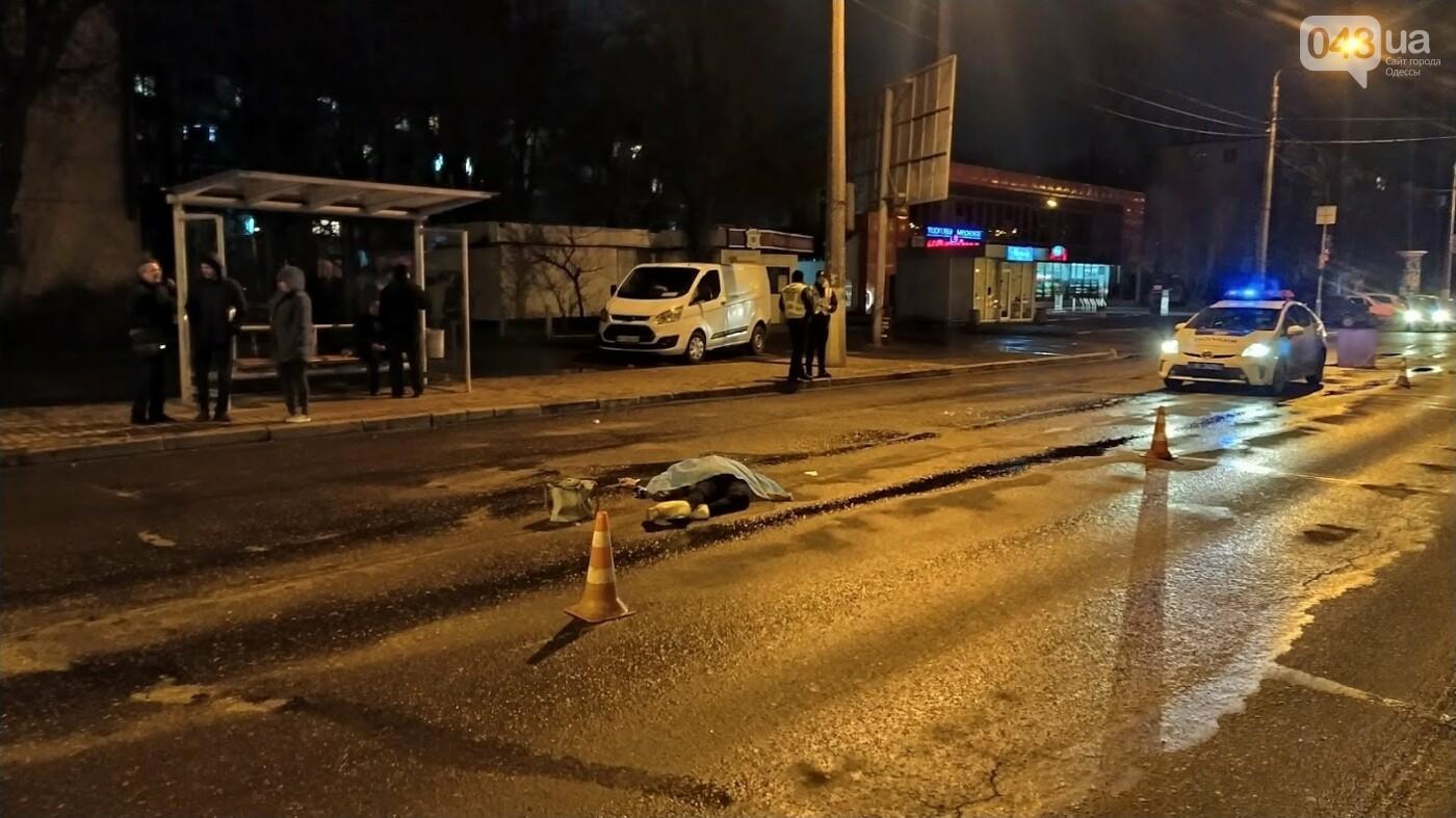 Сбил пешехода и скрылся: в Одессе произошло смертельное ДТП, - ФОТО, фото-12