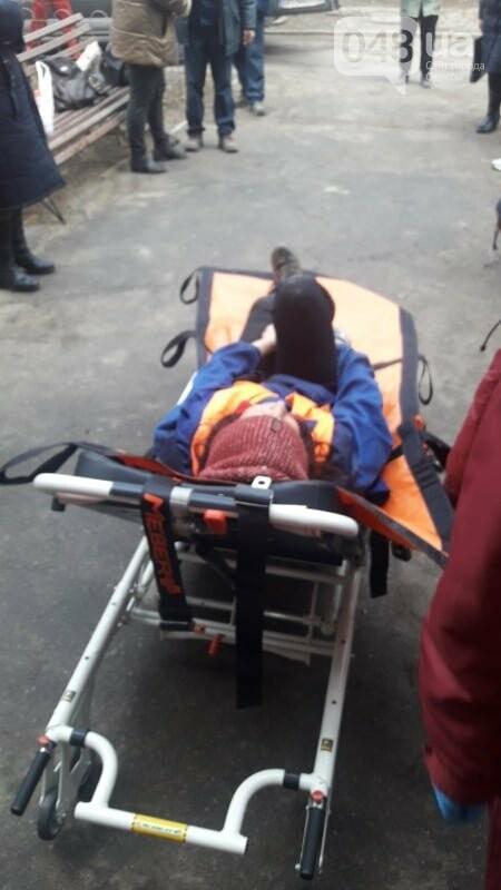 Спасатели в Одесской области доставали из подвала женщину с переломом ноги, - ФОТО, фото-2