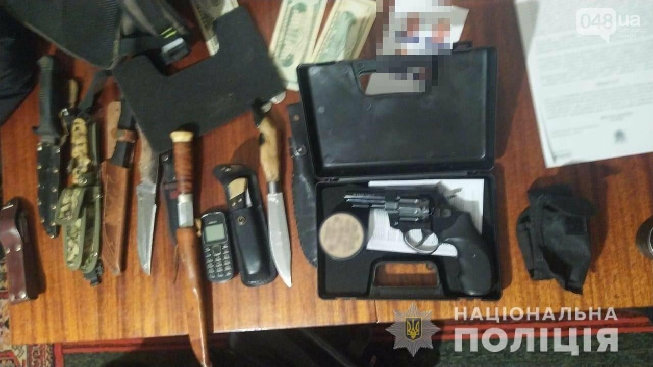 В Одессе иностранцы представлялись сотрудниками полиции и занимались вымогательством, фото-2