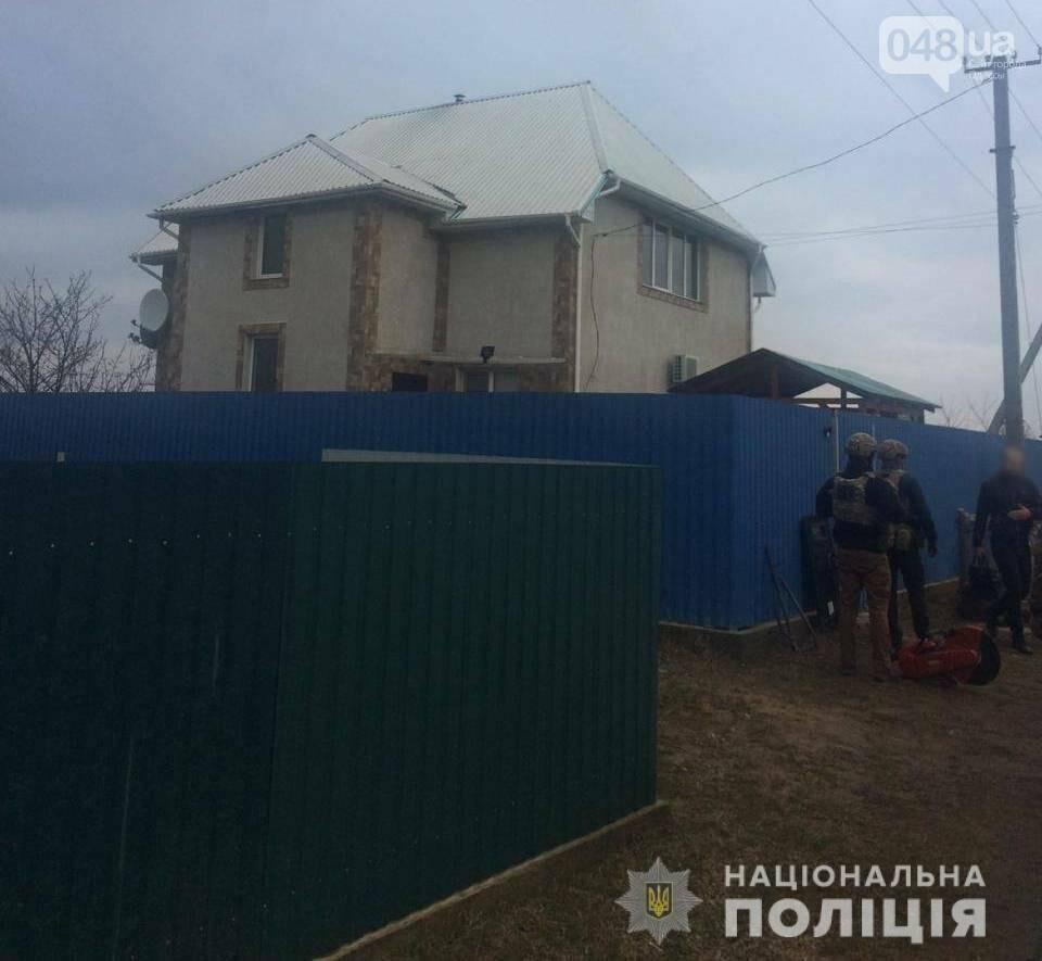 В Одессе иностранцы представлялись сотрудниками полиции и занимались вымогательством, фото-3
