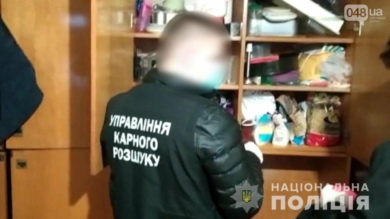 В Одессе иностранцы представлялись сотрудниками полиции и занимались вымогательством, фото-7