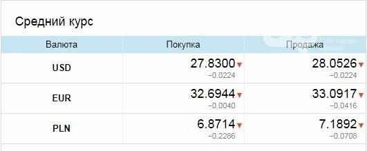 Стабильный доллар: Курс валют в Одессе, 29 марта, на черном рынке, межбанке, в обменниках, фото-3