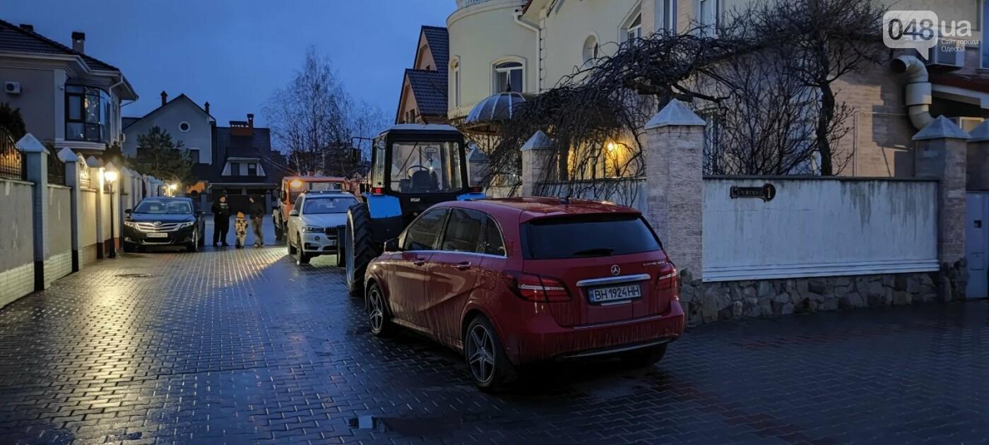 Война за воду: в котеджном поселке под Одессой произошла потасовка со стрельбой,- ФОТО, ВИДЕО, фото-8