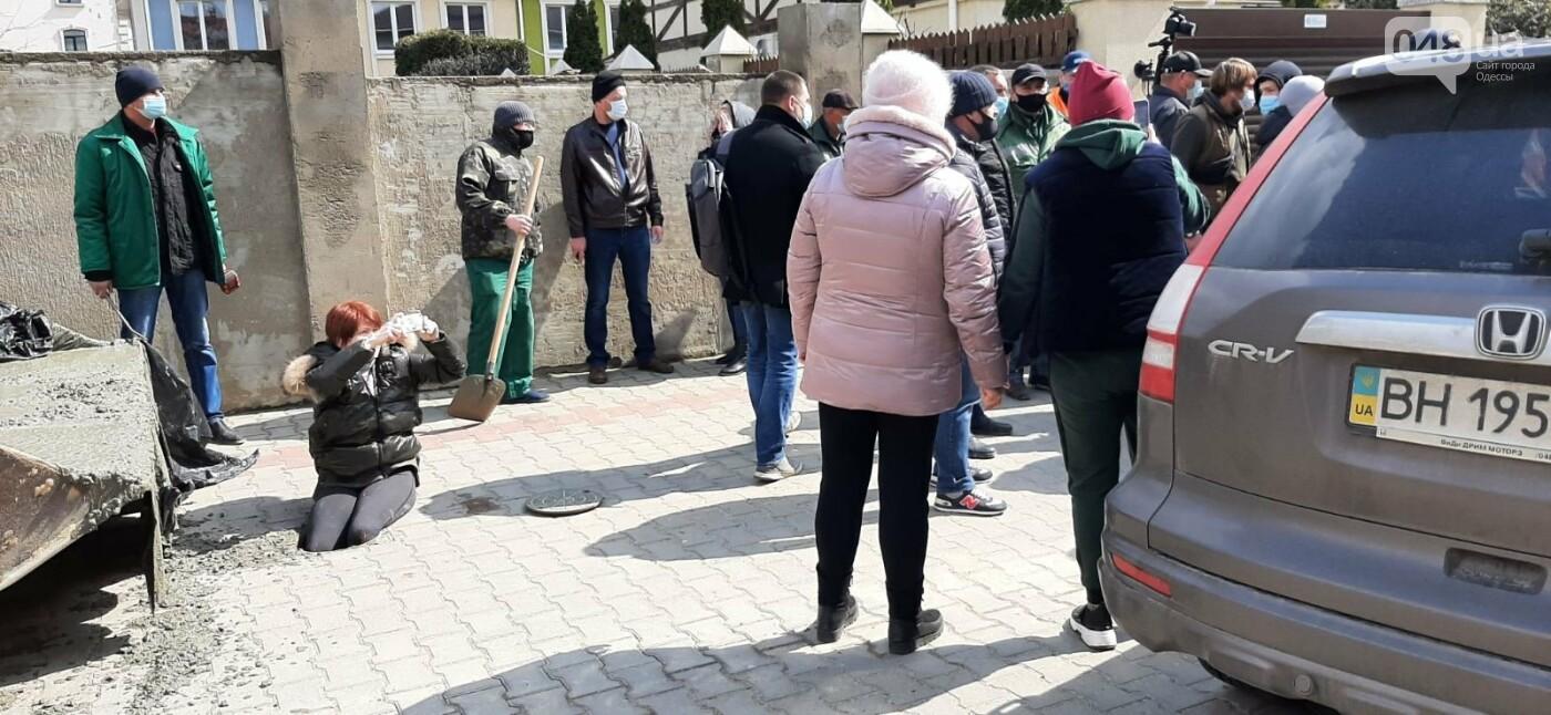 Война за воду: в котеджном поселке под Одессой произошла потасовка со стрельбой,- ФОТО, ВИДЕО, фото-1