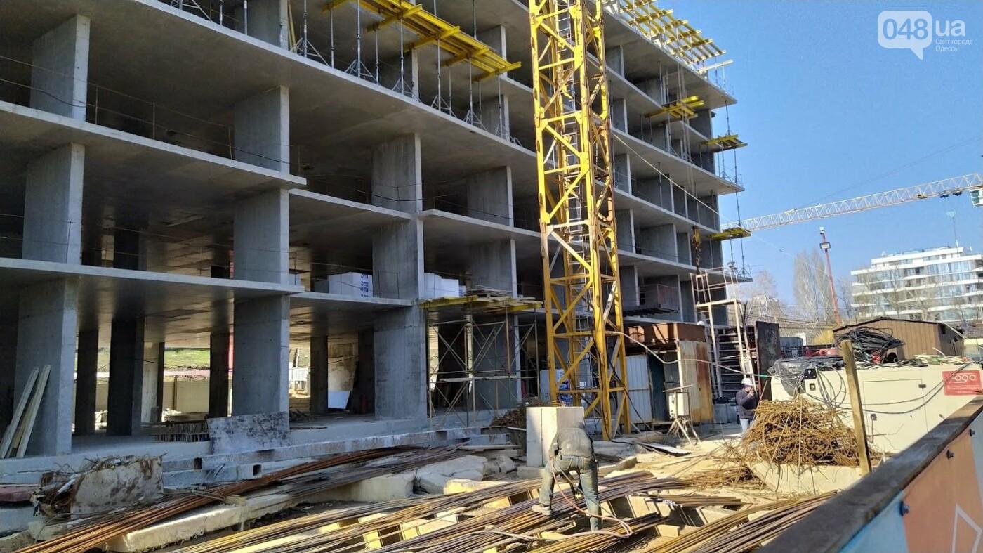 Уже третий: на одесском побережье запретили строительство еще одного жилого комплекса , фото-12