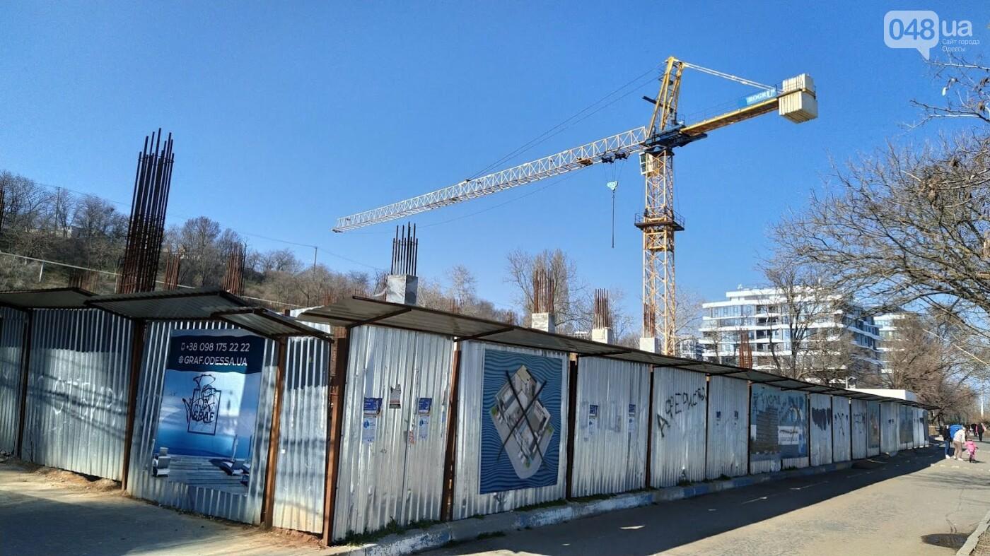 Уже третий: на одесском побережье запретили строительство еще одного жилого комплекса , фото-14