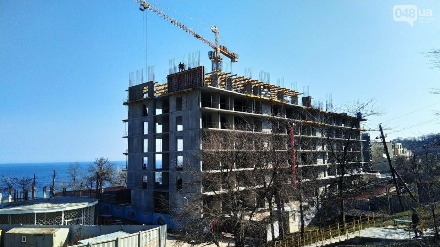 Уже третий: на одесском побережье запретили строительство еще одного жилого комплекса , фото-13