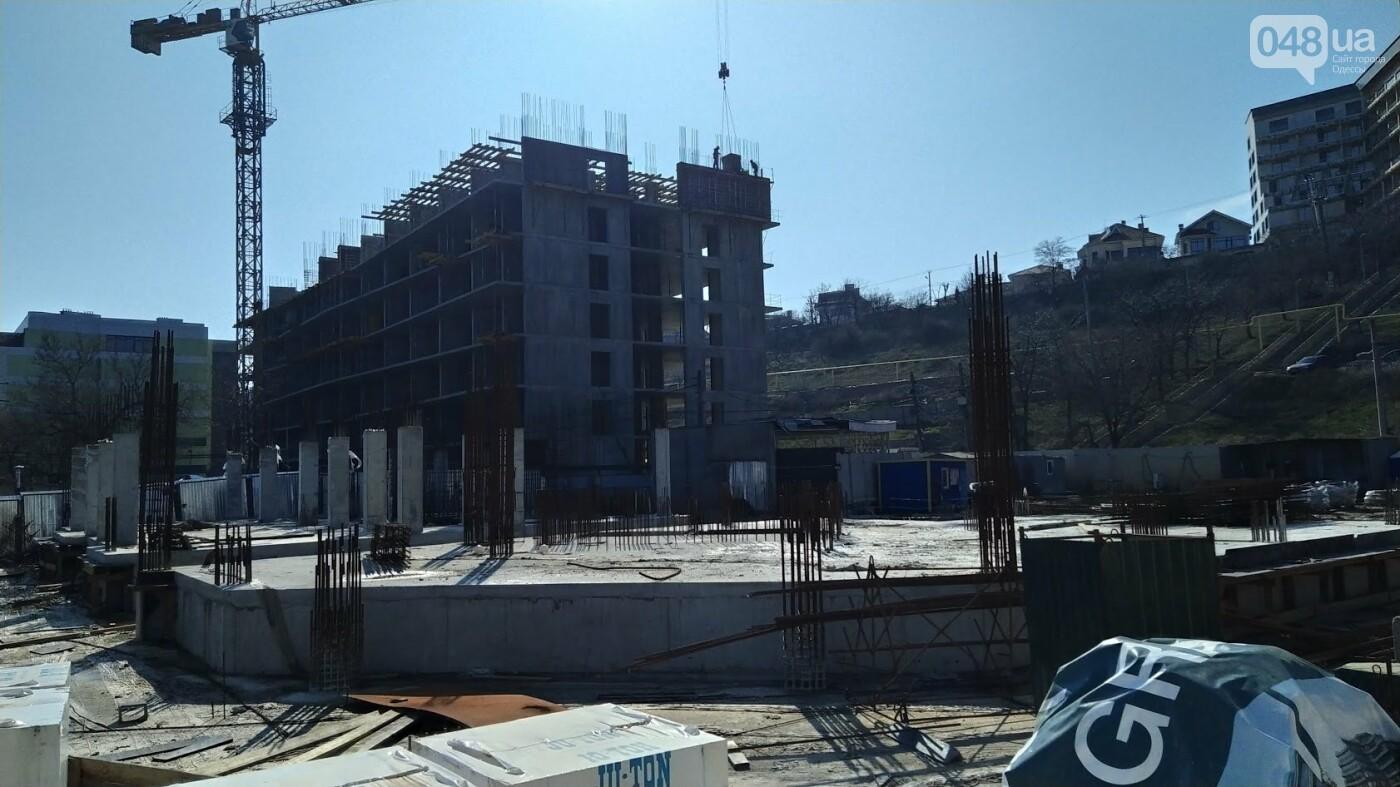 Уже третий: на одесском побережье запретили строительство еще одного жилого комплекса , фото-17