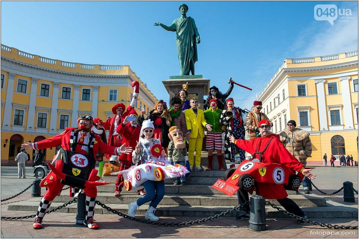 Маски без масок: 1 апреля в Одессе было весело, несмотря на карантин,- ФОТОРЕПОРТАЖ, фото-13