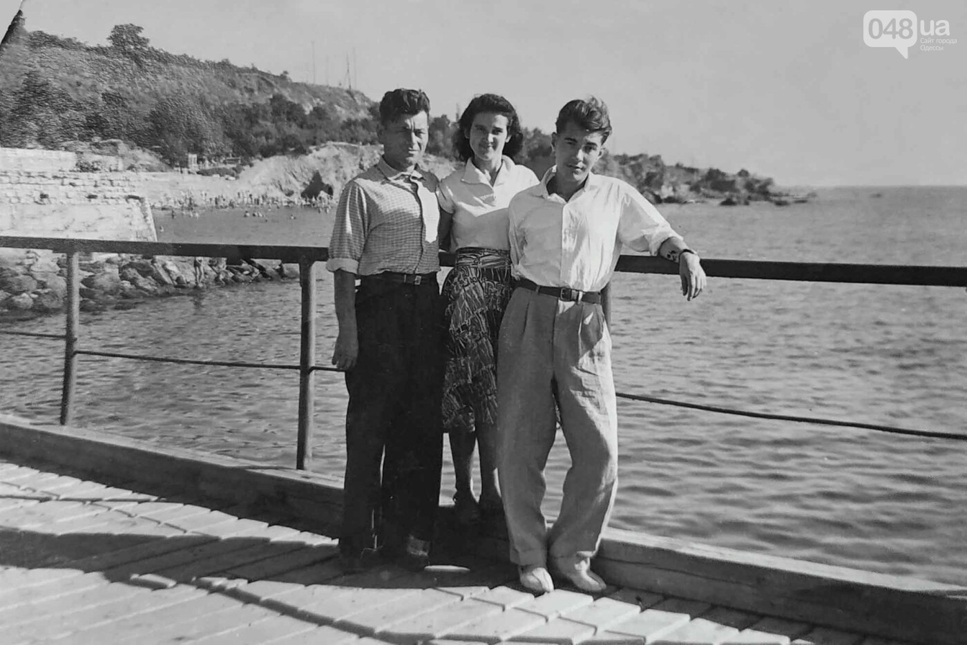 Старая Одесса на стиле: как одевались одесситы много лет назад, - ФОТО, фото-3