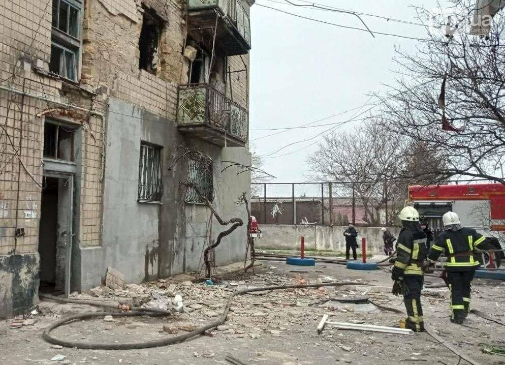 Взорвался газ: в Одессе скончался хозяин квартиры в которой произошло ЧП, - ФОТО, фото-1