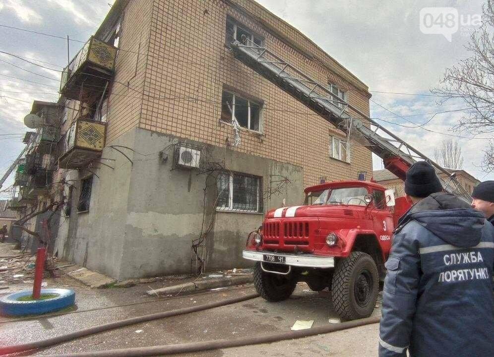 Взорвался газ: в Одессе скончался хозяин квартиры в которой произошло ЧП, - ФОТО, фото-2