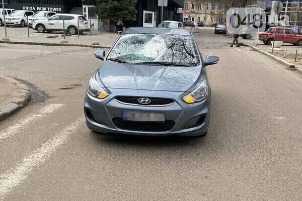 В Одессе водитель сбил трех парней и скрылся,- ФОТО, фото-2