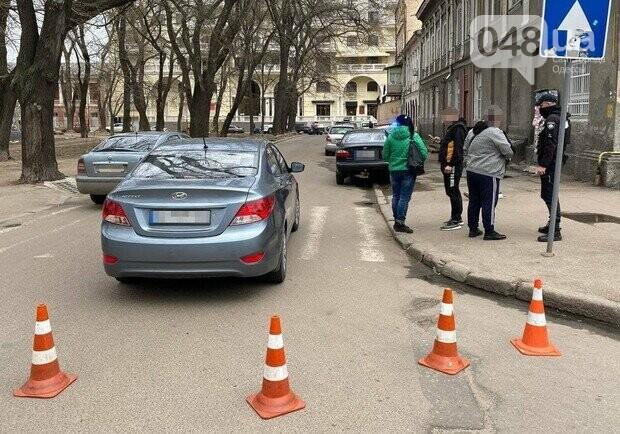 В Одессе водитель сбил трех парней и скрылся,- ФОТО, фото-1