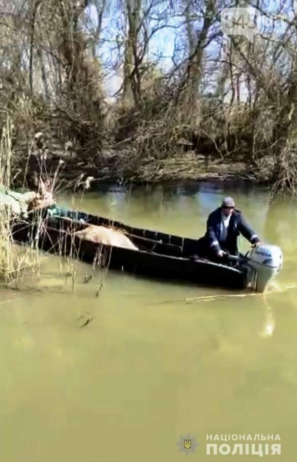 Водил судно в состоянии алкогольного опьянения: в Одесской области задержали рыбаков, - ФОТО, ВИДЕО , фото-1