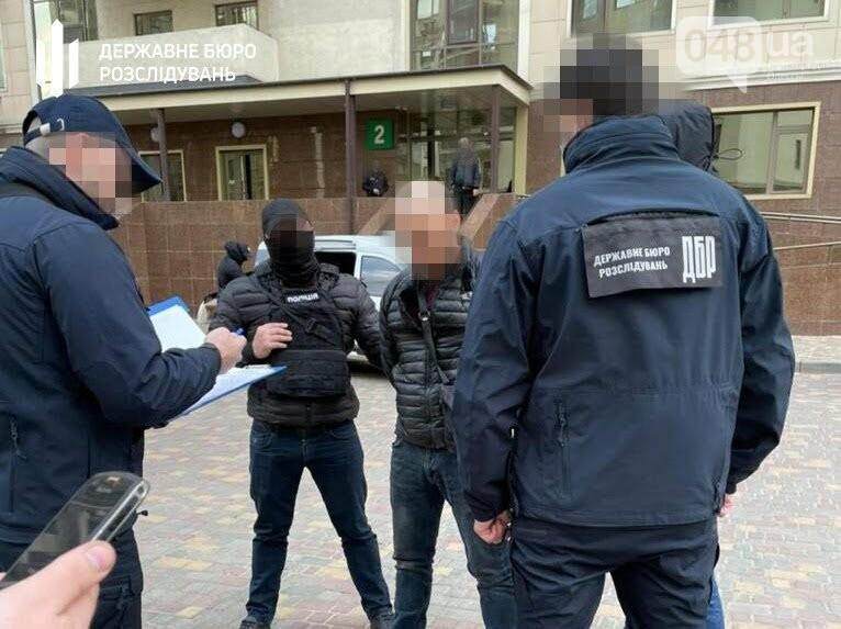 Одесский полицейский за взятку обещал помочь продавщице порно,- ФОТО, фото-1