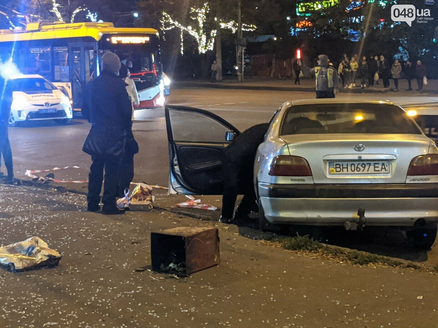 В Одессе передали в суд обвинение водителя, который въехал в остановку и травмировал людей,- ФОТО, фото-3