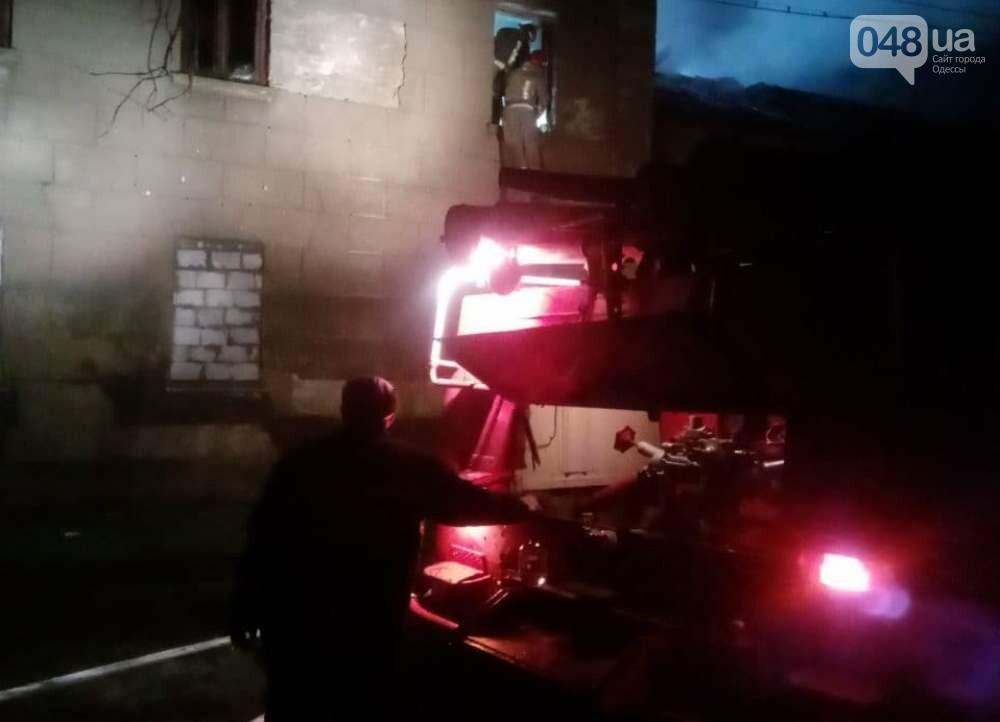 В Одесской области ночью тушили масштабный пожар, - ФОТО, фото-2