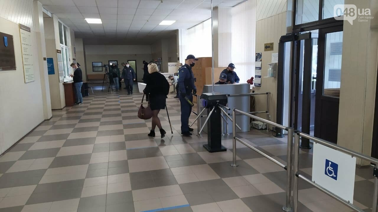 Апелляционный суд Одессы отказался вести онлайн трансляцию по делу Стерненко и не допустил часть СМИ,- ФОТО, фото-9