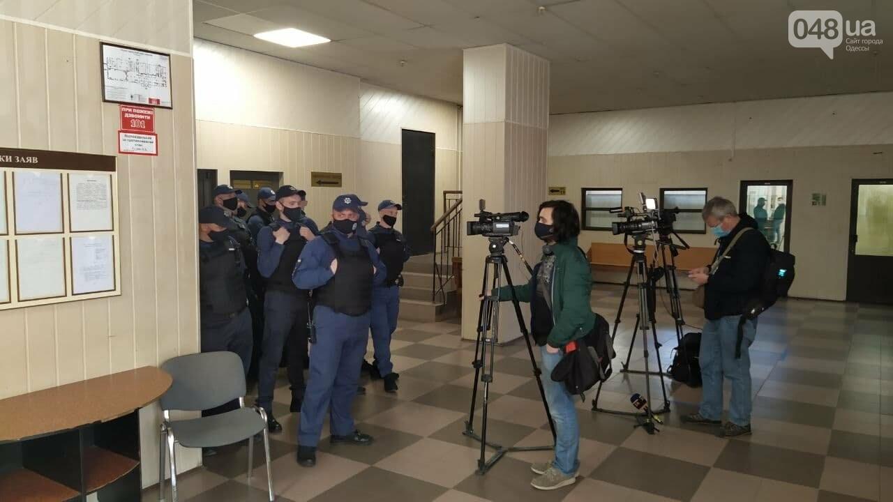 Апелляционный суд Одессы отказался вести онлайн трансляцию по делу Стерненко и не допустил часть СМИ,- ФОТО, фото-8