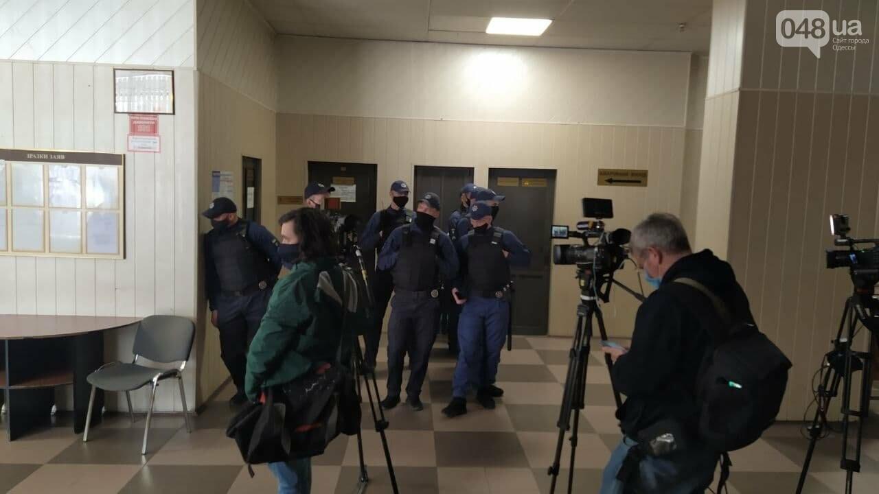 Апелляционный суд Одессы отказался вести онлайн трансляцию по делу Стерненко и не допустил часть СМИ,- ФОТО, фото-7