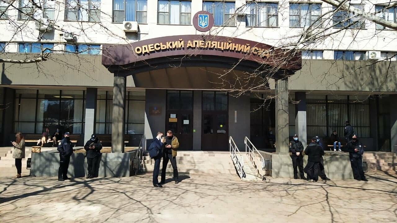 Апелляционный суд Одессы отказался вести онлайн трансляцию по делу Стерненко и не допустил часть СМИ,- ФОТО, фото-1