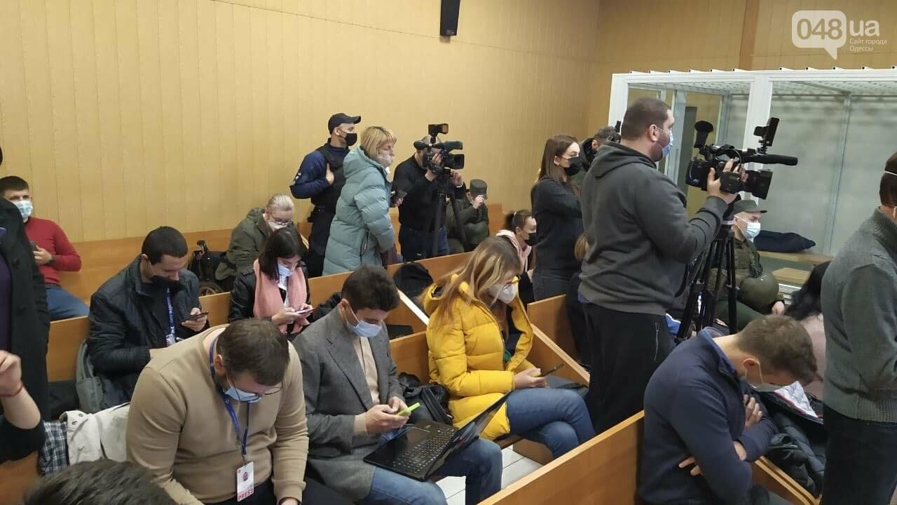 Апелляционный суд Одессы отказался вести онлайн трансляцию по делу Стерненко и не допустил часть СМИ,- ФОТО, фото-12