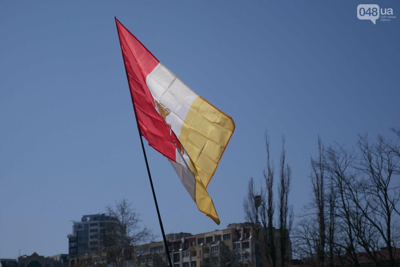В День Освобождения Одессы возложили цветы к монументам боевой славы, - ФОТОРЕПОРТАЖ, фото-3