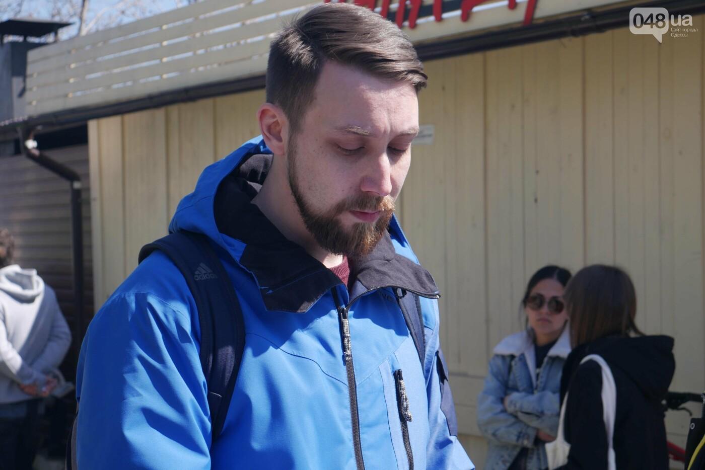 """""""День освобождения побережья"""": в Одессе протестовали против застройки, - ФОТО, фото-8"""