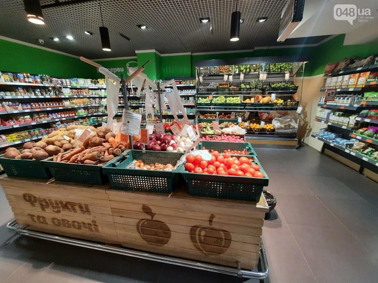 Редиска, помидоры и авокадо: как не переплачивать за покупки в супермаркетах Одессы, - ФОТО, фото-1