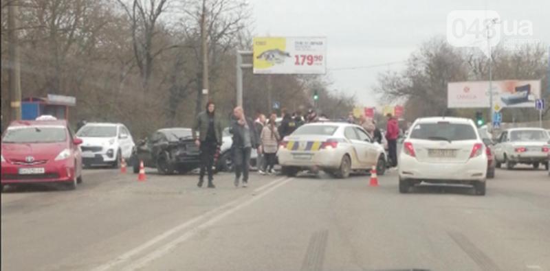 """В Одессе возле """"7 километра"""" произошло масштабное ДТП, - ФОТО, ВИДЕО , фото-2"""