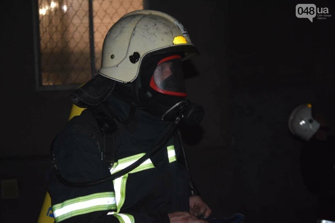 В Одессе горела квартира в 10-этажке, эвакуировали 20 человек и собачку,- ФОТО, фото-3
