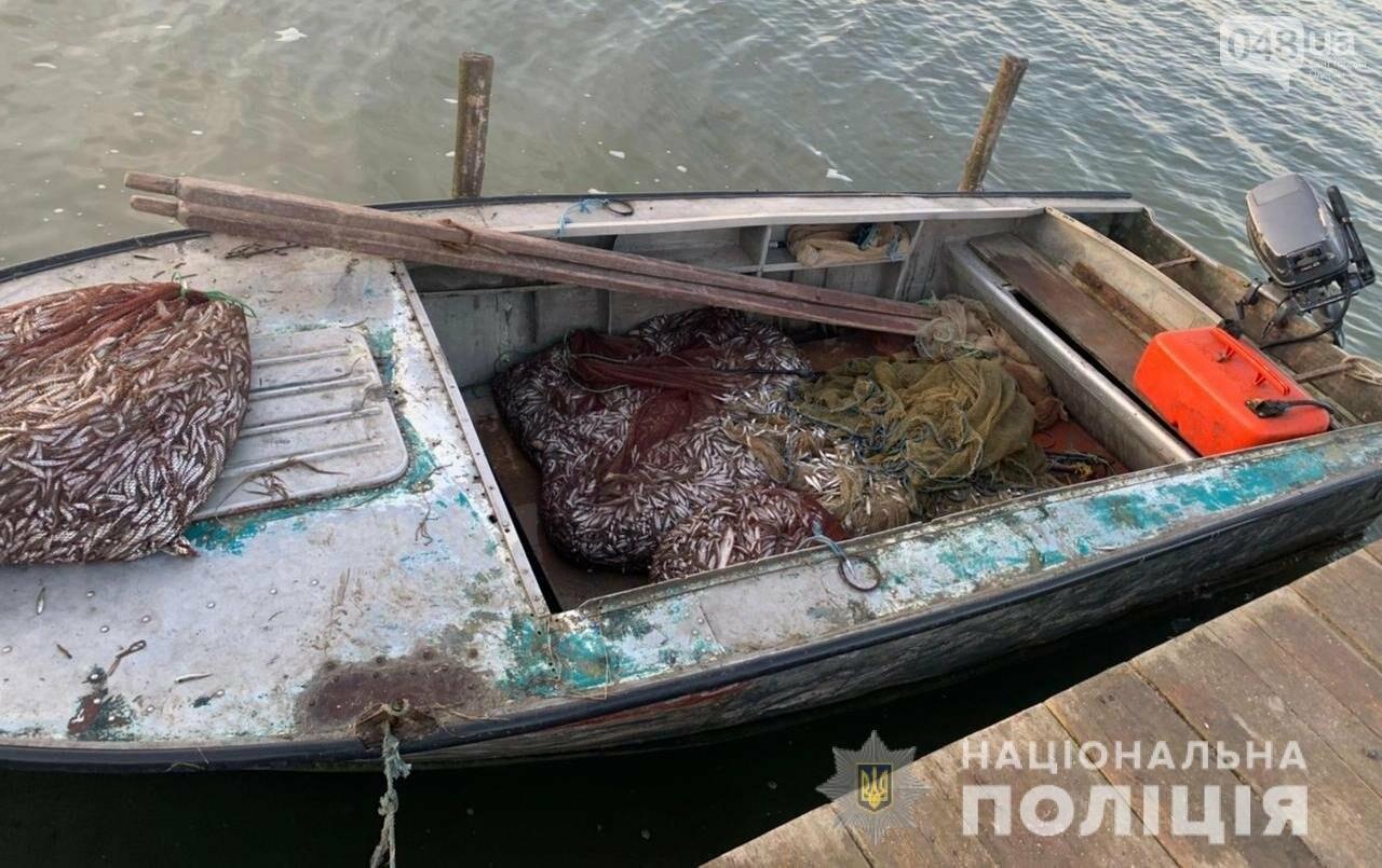 В Одесской области задержали браконьера со 160 килограммами рыбы, - ФОТО , фото-2