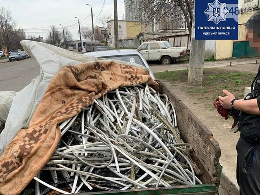 Одессита остановили за нарушение правил движения, а задержали по подозрению в воровстве, - ФОТО, фото-2