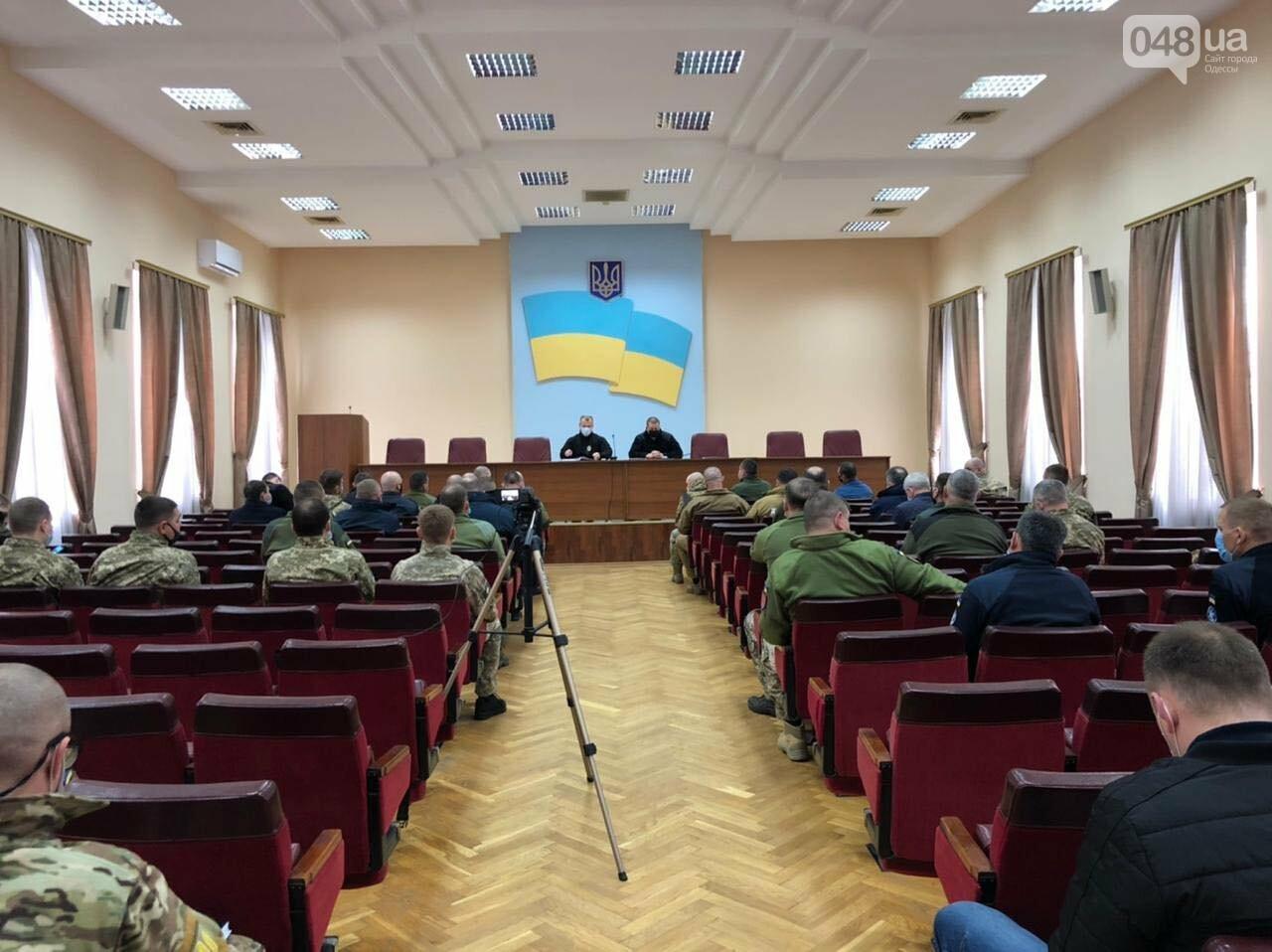 Будьте бдительны: Силовики Одесской области начали антитеррористические тренировки,- ФОТО, фото-1