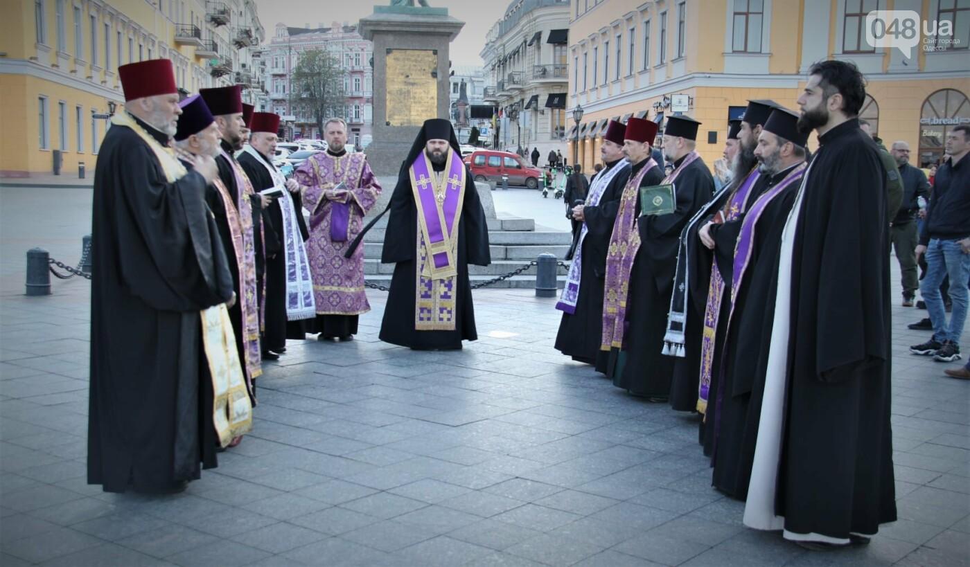 В Одессе молились за мир и прекращение войны в Украине,- ФОТО, фото-2