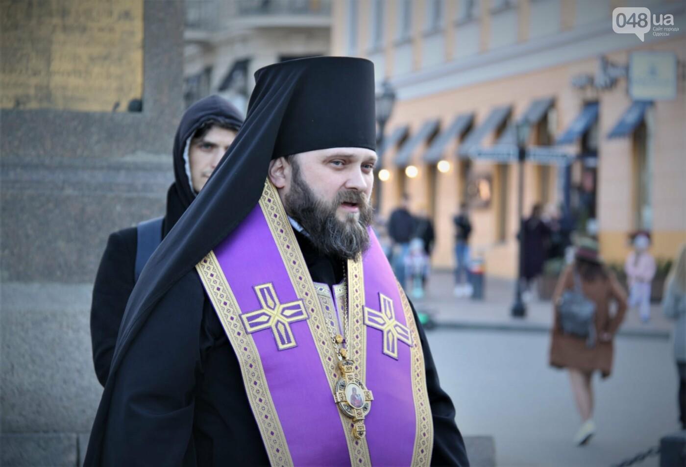 В Одессе молились за мир и прекращение войны в Украине,- ФОТО, фото-1