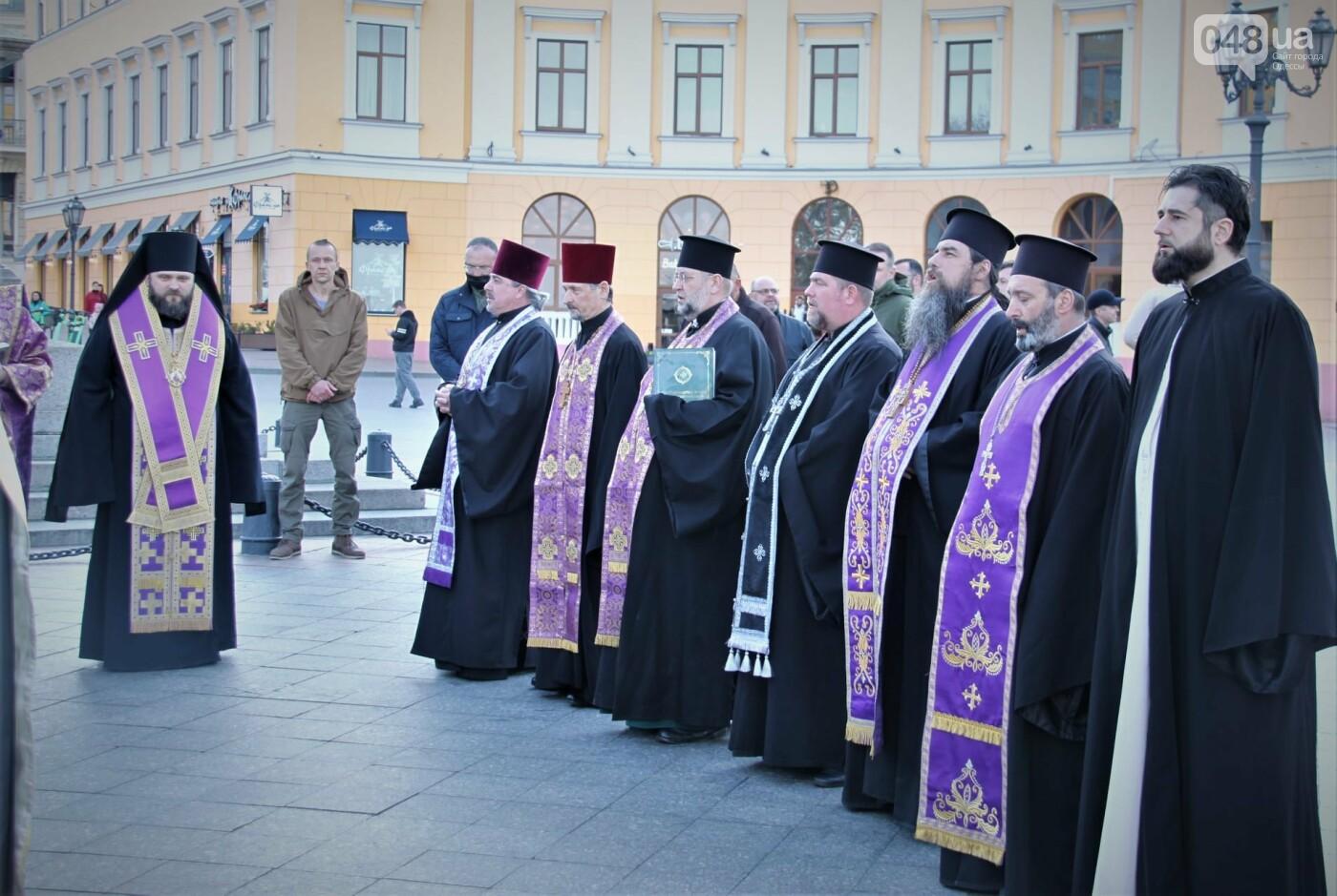 В Одессе молились за мир и прекращение войны в Украине,- ФОТО, фото-6