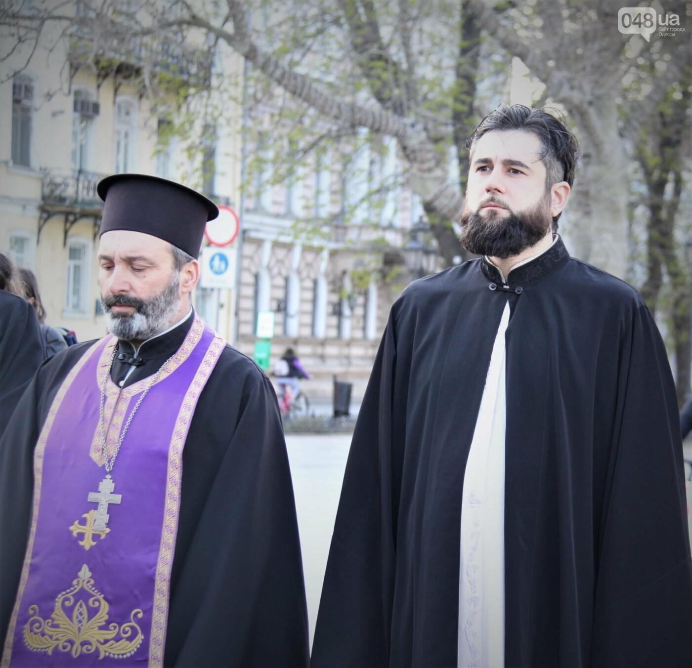 В Одессе молились за мир и прекращение войны в Украине,- ФОТО, фото-7