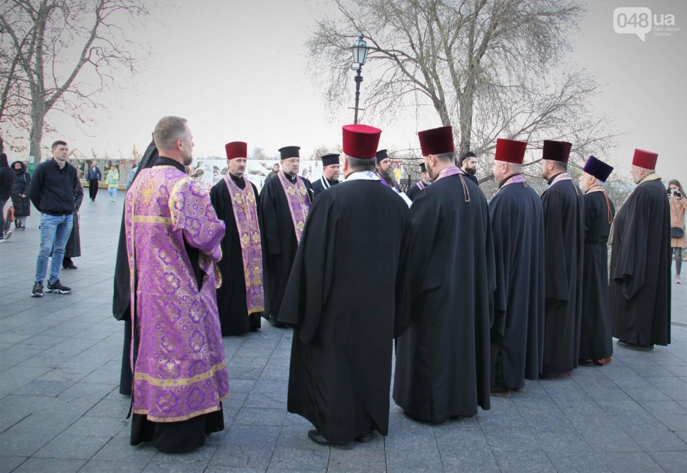 В Одессе молились за мир и прекращение войны в Украине,- ФОТО, фото-8