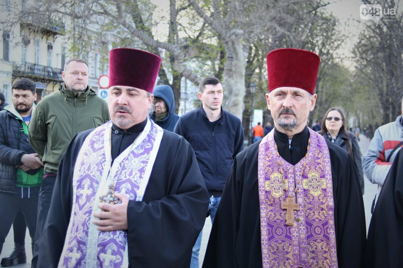 В Одессе молились за мир и прекращение войны в Украине,- ФОТО, фото-5