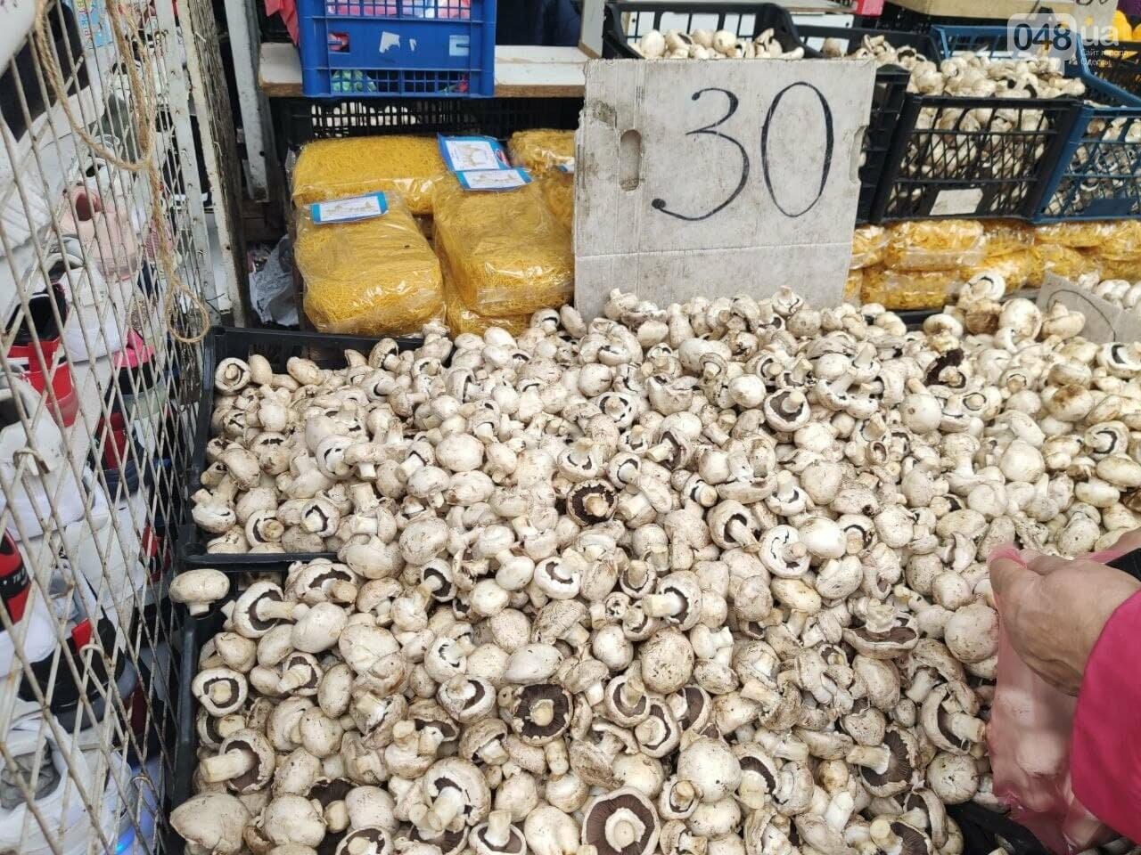 Молодой картофель, клубника, кабачки: почем на одесском Привозе овощи и фрукты, - ФОТО, фото-3