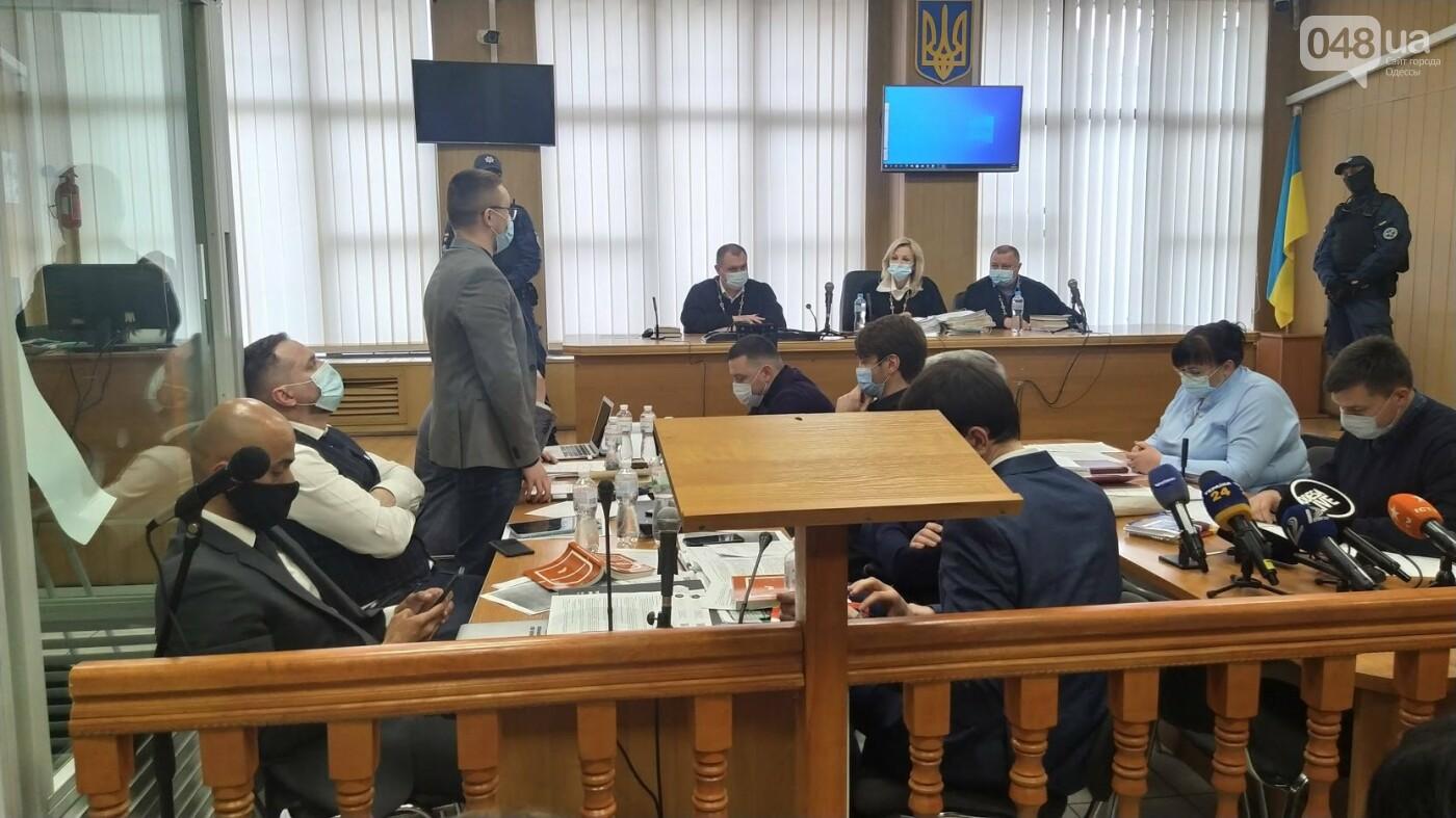 Одесский апелляционный суд приобщил новые доказательства к делу Стерненко и Демчука,- ФОТО, ВИДЕО, фото-11