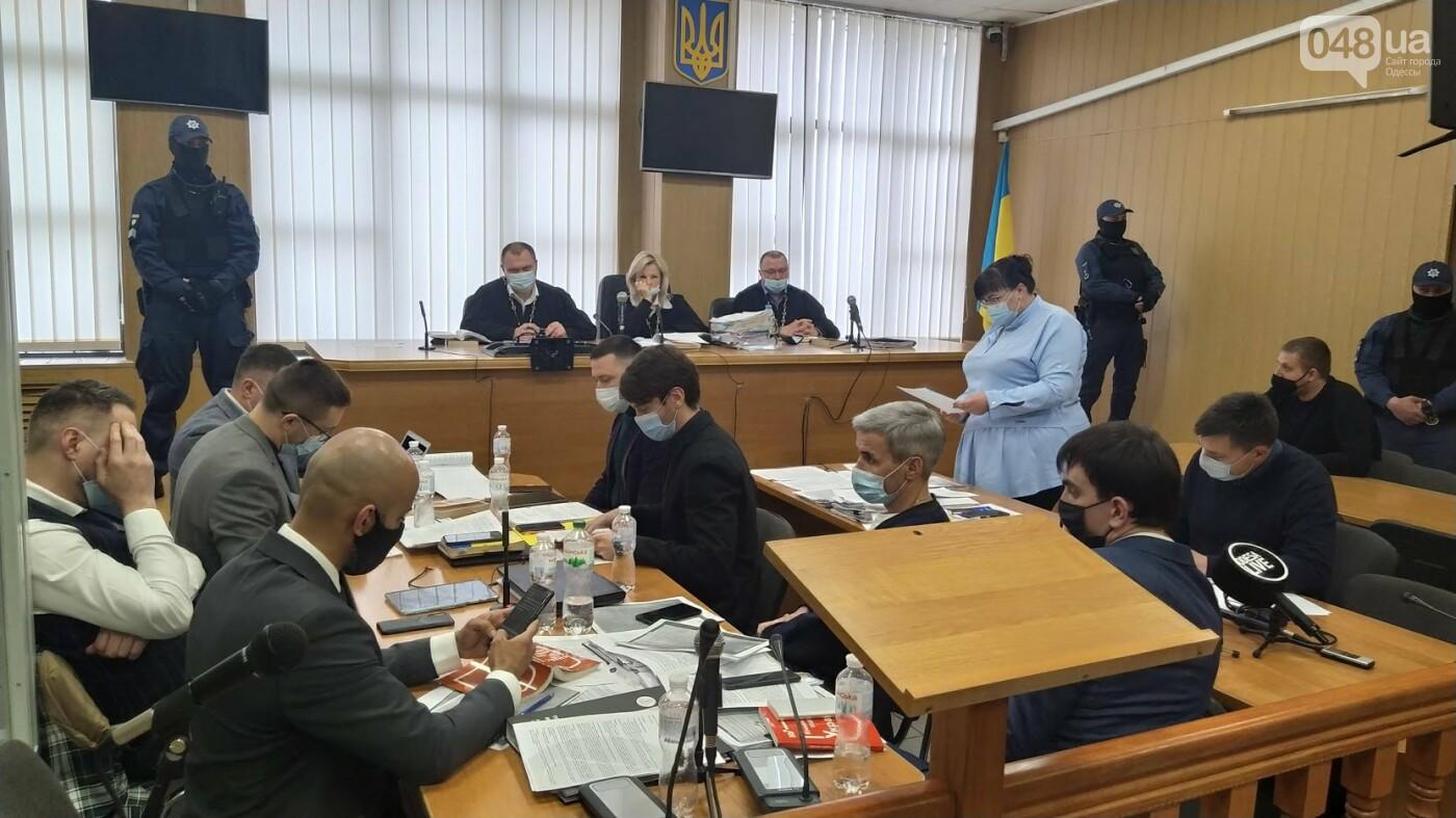 Одесский апелляционный суд приобщил новые доказательства к делу Стерненко и Демчука,- ФОТО, ВИДЕО, фото-13