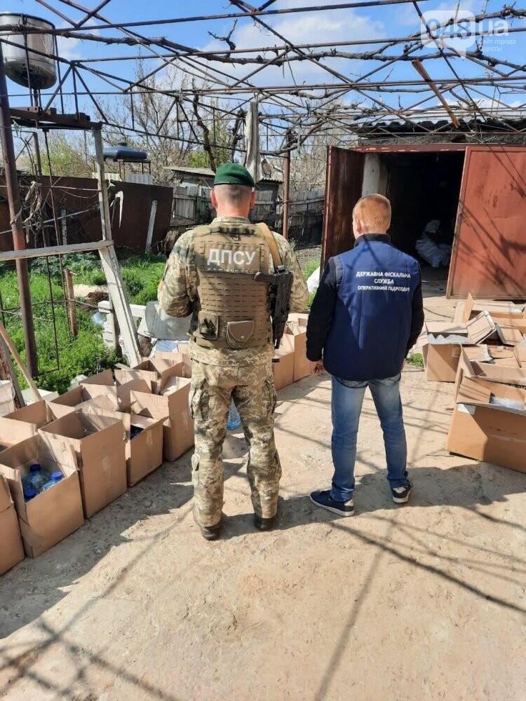 В Одесской области в подпольных цехах разливали коньяк,- ФОТО, ВИДЕО, фото-1