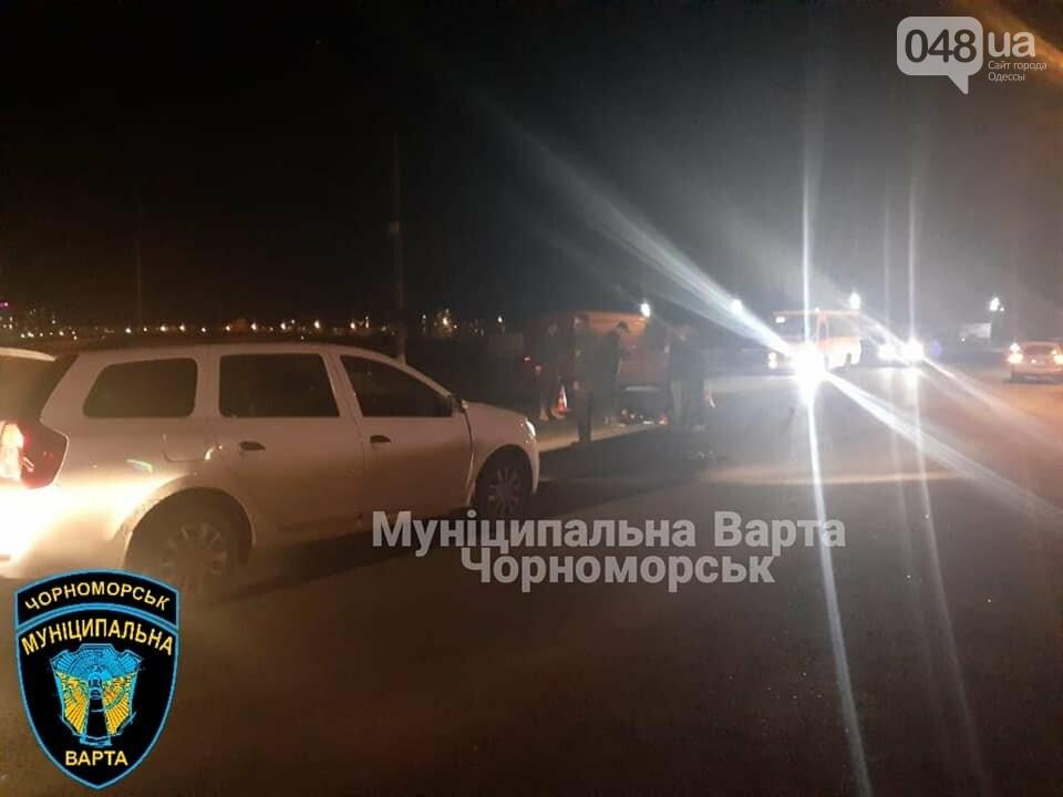 Госпитализировали в тяжелом состоянии: под Одессой сбили пешехода, - ФОТО, фото-4