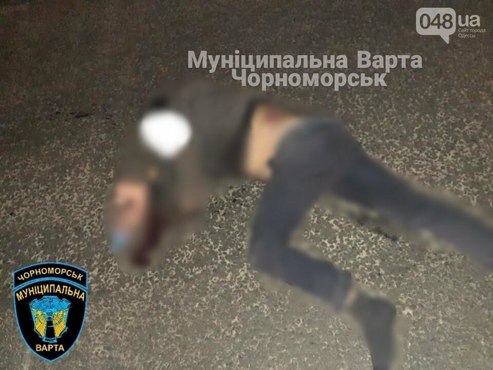 Госпитализировали в тяжелом состоянии: под Одессой сбили пешехода, - ФОТО, фото-1