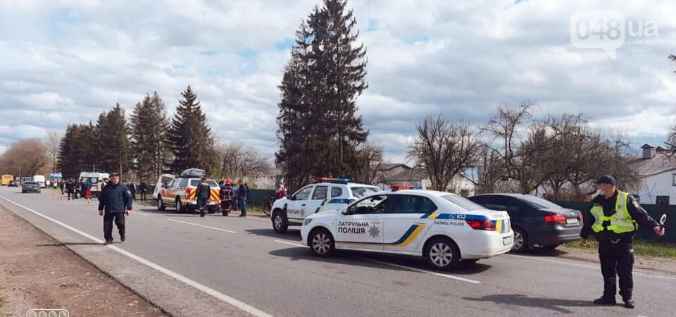 Лобовое столкновение с автобусом: двое одесситов погибли на Прикарпатье, - ФОТО, ВИДЕО , фото-1