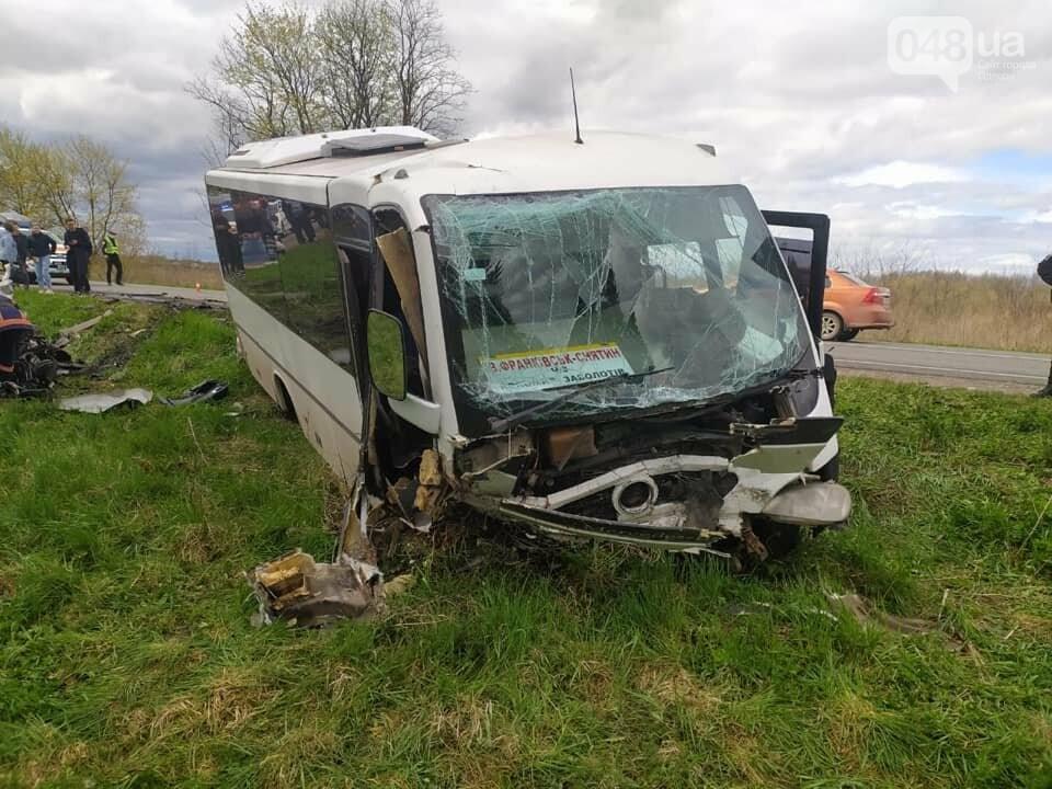 Лобовое столкновение с автобусом: двое одесситов погибли на Прикарпатье, - ФОТО, ВИДЕО , фото-5